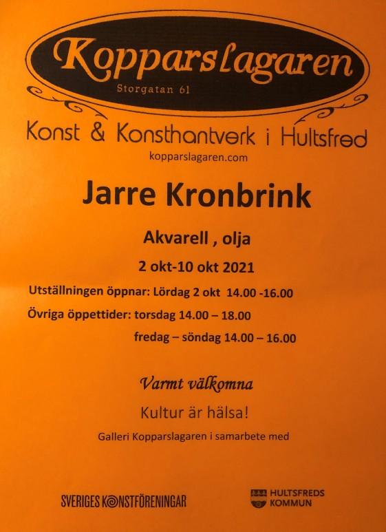 Jarre Kronbrink